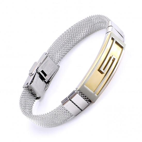 Strap Steel Bracelet 5646