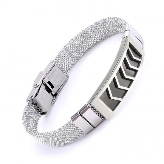 Strap Steel Bracelet 5647