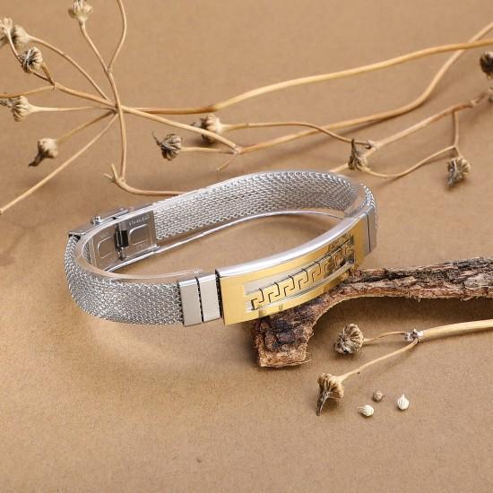 Strap Steel Bracelet 5648
