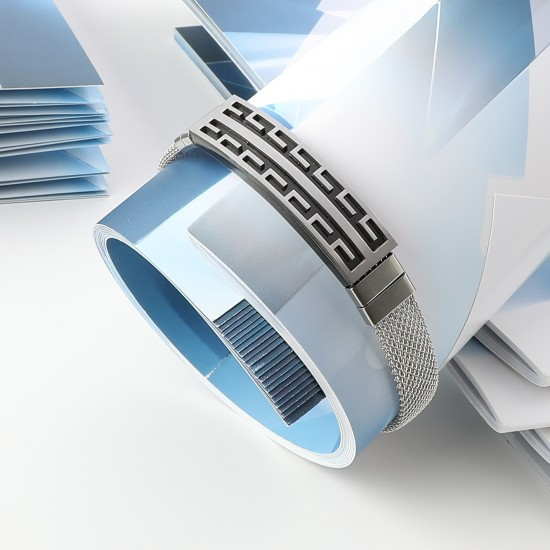 Strap Steel Bracelet 5649
