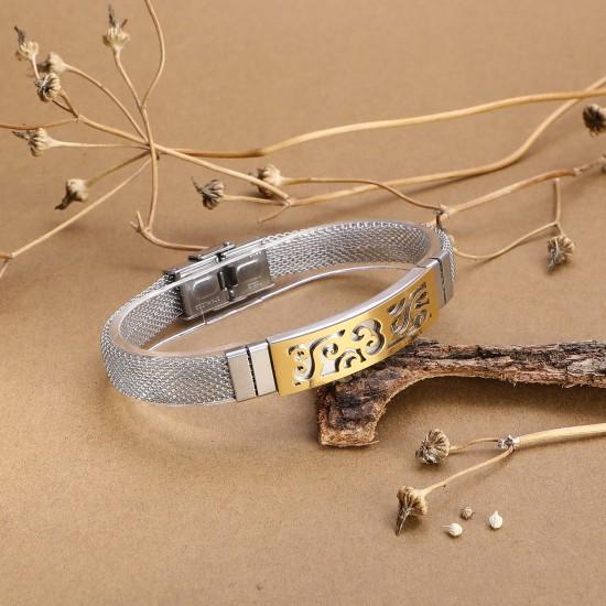 Strap Steel Bracelet 5650