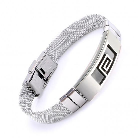 Strap Steel Bracelet 5654