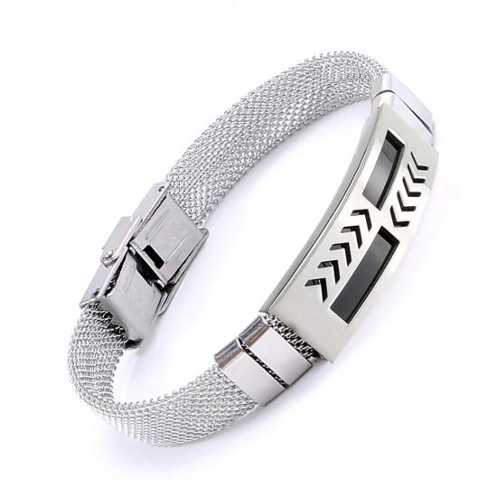Strap Steel Bracelet 5663