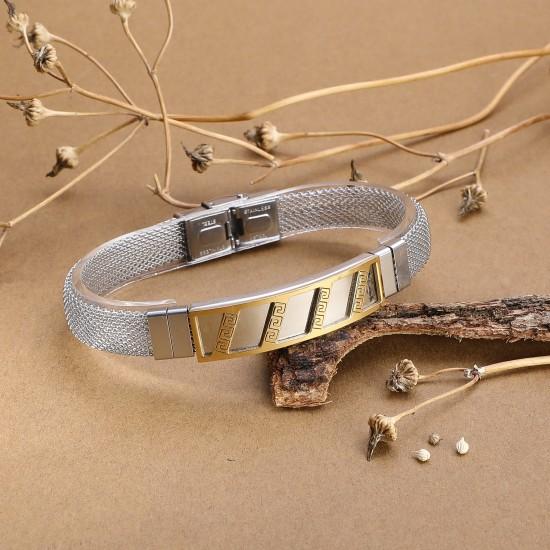 Strap Steel Bracelet 5670