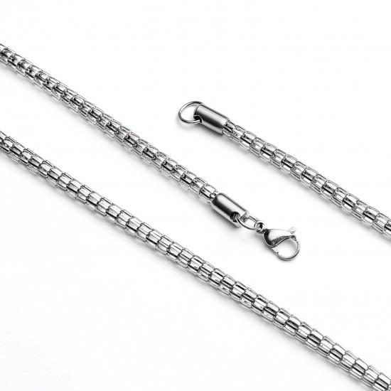Unisex Steel Necklace 4690