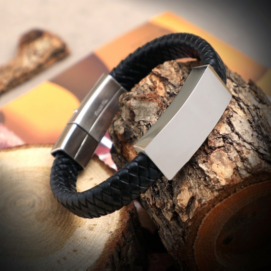 Strap Steel Bracelet 5129