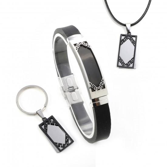 Strap Steel Bracelet 6292