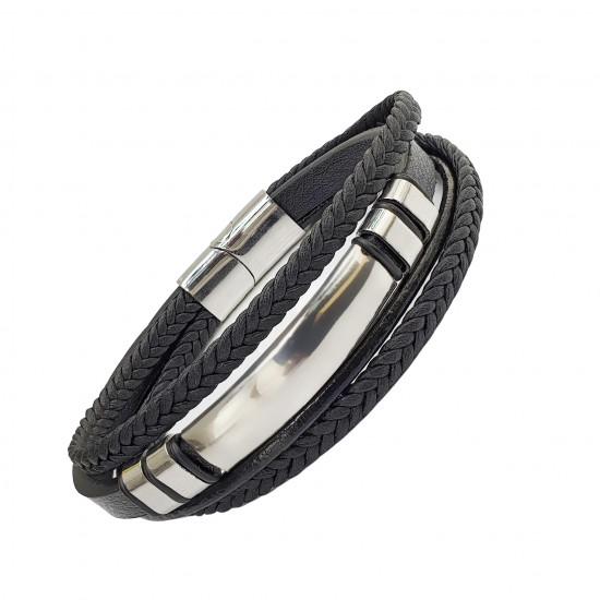 Strap Steel Bracelet 8304