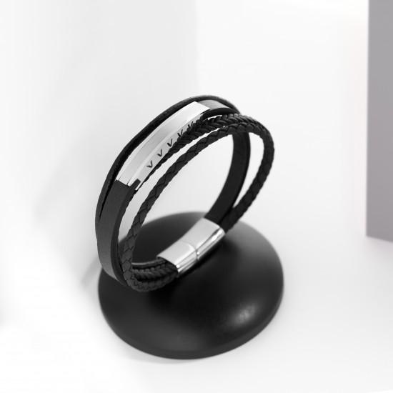 Strap Steel Bracelet 8315