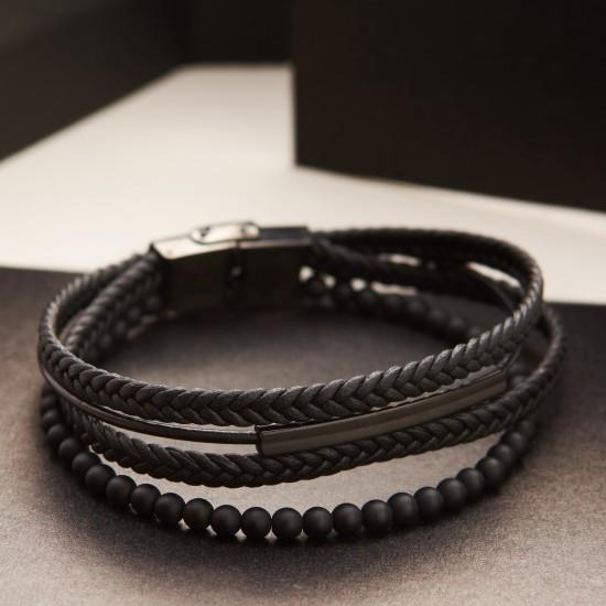 Strap Steel Bracelet 8327