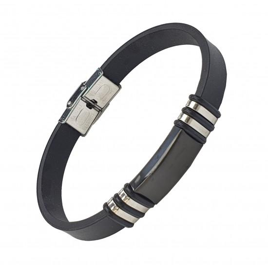 Strap Steel Bracelet 9446