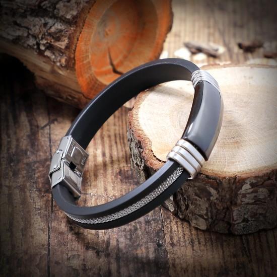 Strap Steel Bracelet 7264