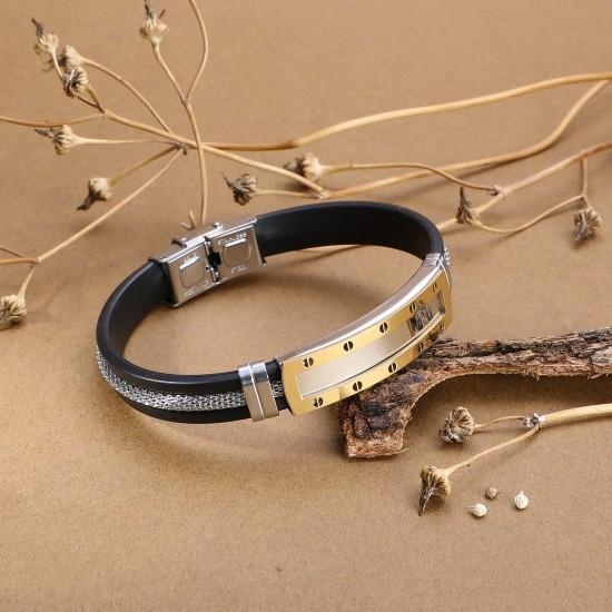 Strap Steel Bracelet 5937