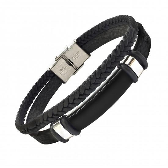 Strap Steel Bracelet 9463