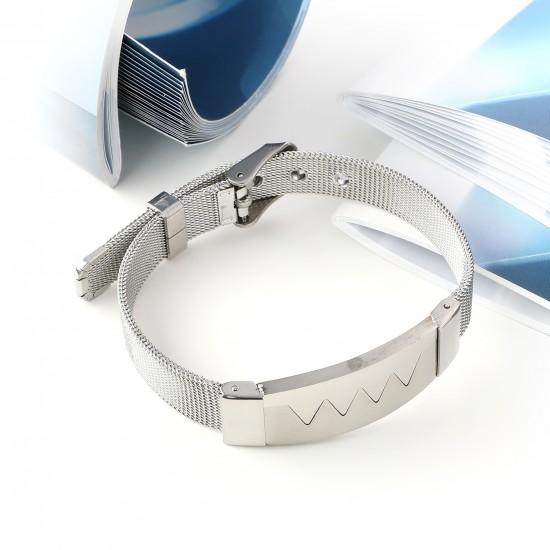 Full Steel Bracelet 6107