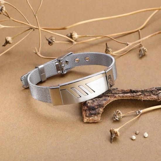 Full Steel Bracelet 6112