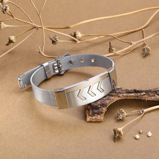 Full Steel Bracelet 6115