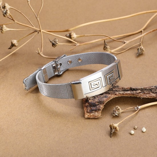 Full Steel Bracelet 6121