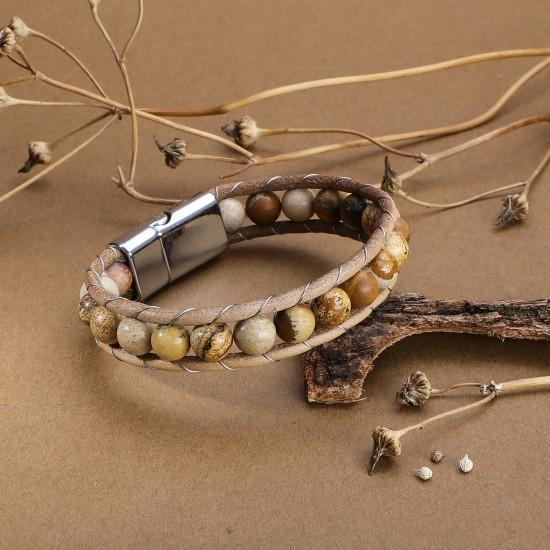 Natural Stone Bracelets 9093