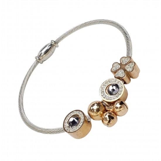 Women's Steel Bracelet 9466