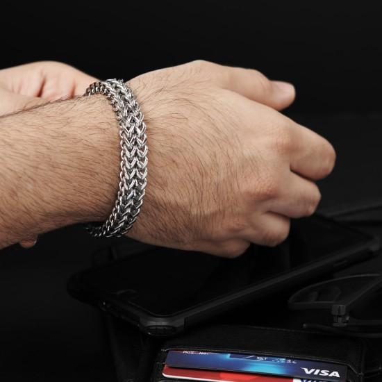 Strap Steel Bracelet 8330