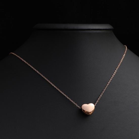 Women Steel Necklace 4812