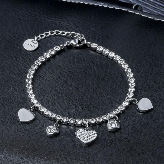Women's Steel Bracelet 8439