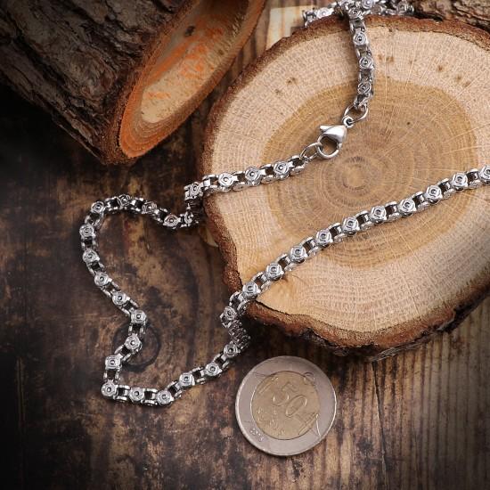Unisex Steel Necklace 4700