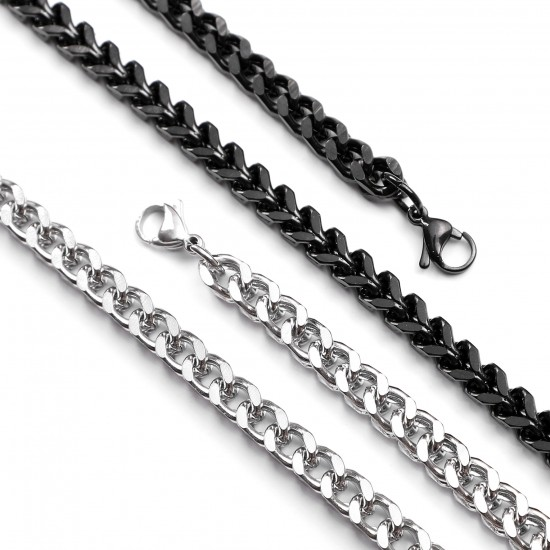 Unisex Steel Necklace 4729