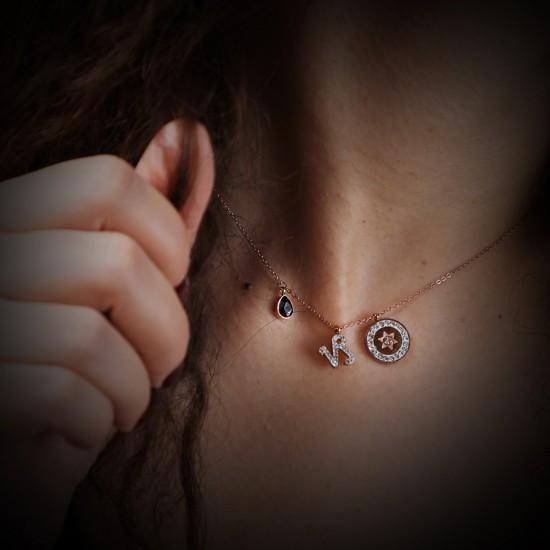 Women Steel Necklace 4820