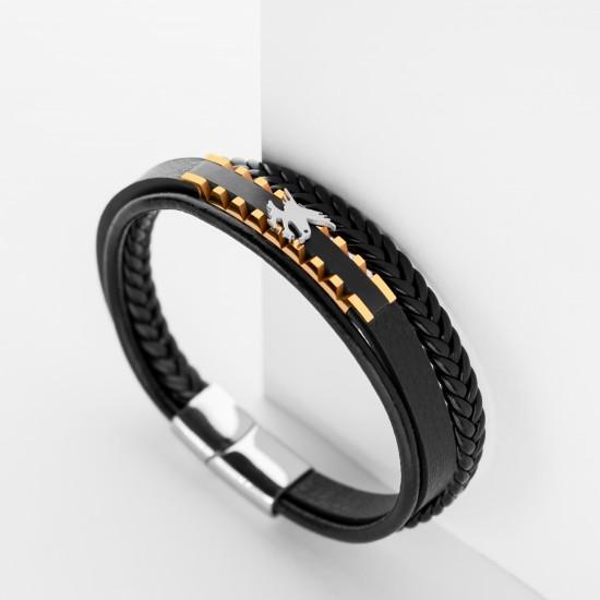 Strap Steel Bracelet 8319