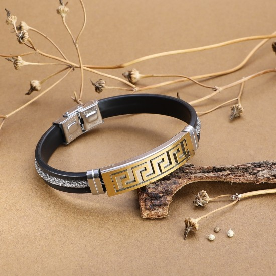 Strap Steel Bracelet 5923