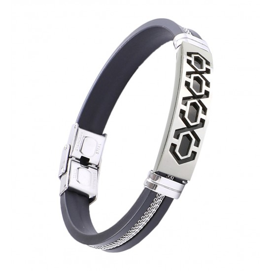 Strap Steel Bracelet 5929
