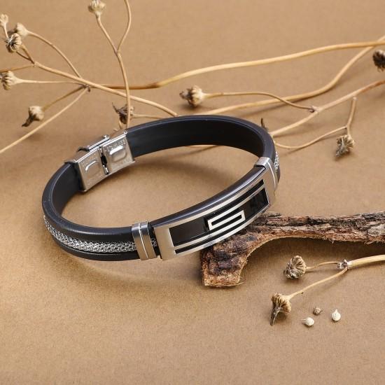 Strap Steel Bracelet 5932