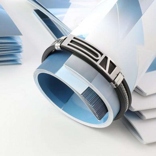 Strap Steel Bracelet 5933