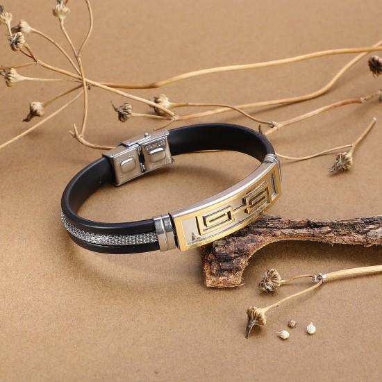 Strap Steel Bracelet 5936