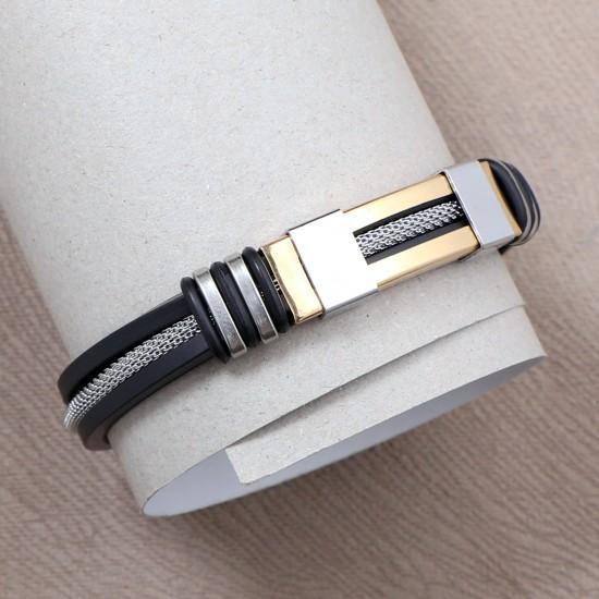 Strap Steel Bracelet 494