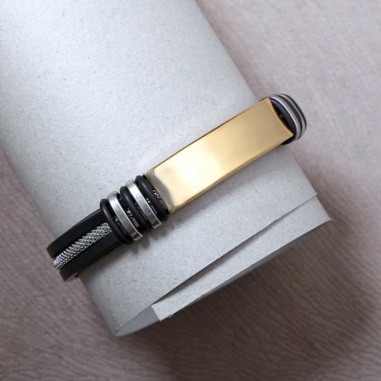 Strap Steel Bracelet 500
