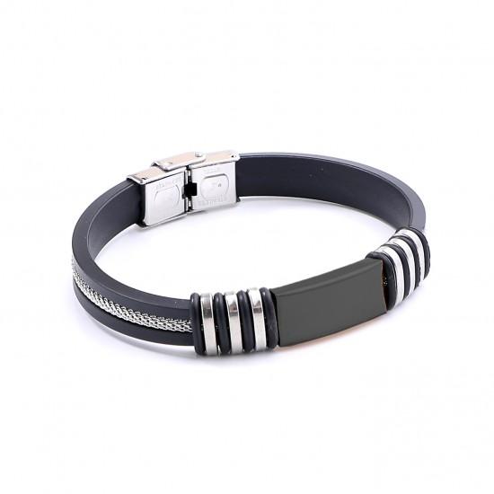 Strap Steel Bracelet 503