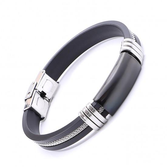Strap Steel Bracelet 506