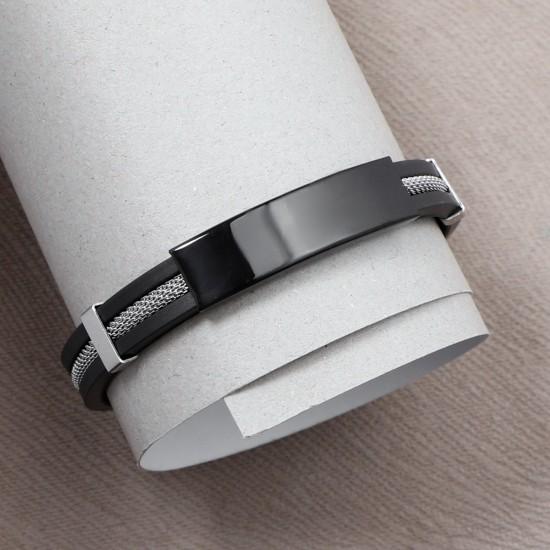 Strap Steel Bracelet 509