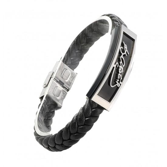 Strap Steel Bracelet 8818