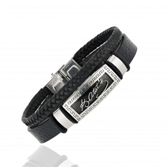 Strap Steel Bracelet 8624