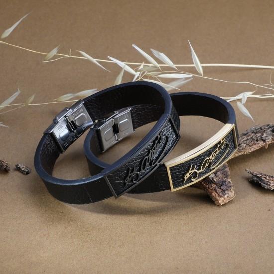 Strap Steel Bracelet 6046