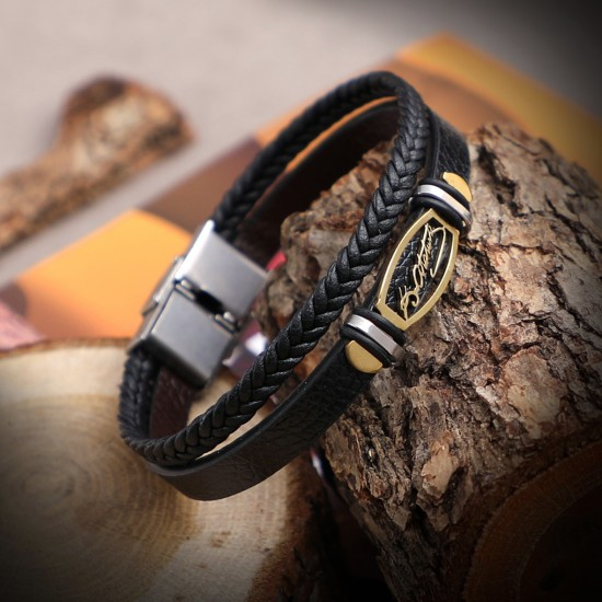 Strap Steel Bracelet 5186