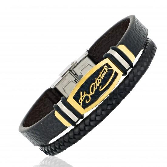 Strap Steel Bracelet 8647
