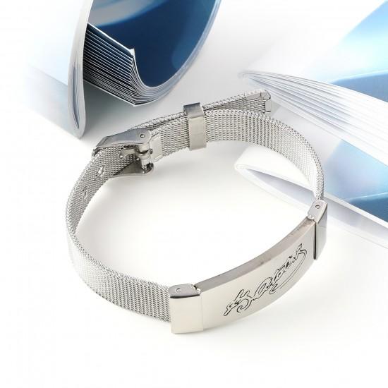 Full Steel Bracelet 6124
