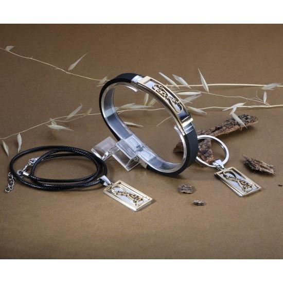 Strap Steel Bracelet 6285