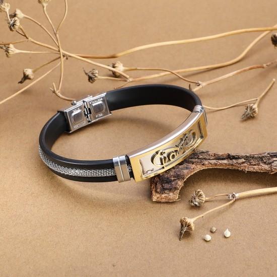Strap Steel Bracelet 5926