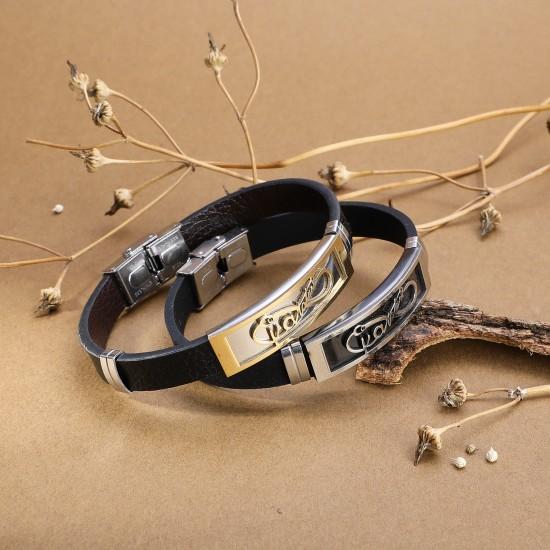 Strap Steel Bracelet 406